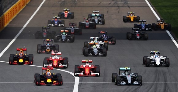 GP da China: Rosberg, Ricciardo e Massa se destacam