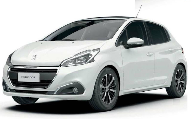 Peugeot 208 1.2 Active manual